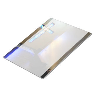 Colorful Cross Notepad