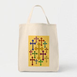 COLORFUL CROSSES Bag