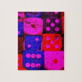 colorful cubes puzzle