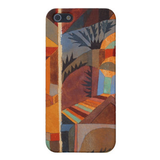 Colorful Cubism Paul Klee Abstract iPhone 5 Cases