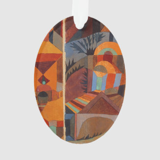 Colorful Cubism Paul Klee Abstract Ornament