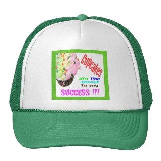 Colorful Cupcake Cap Trucker Hat