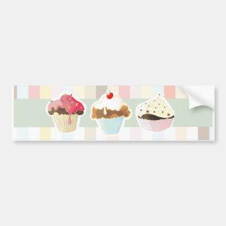 colorful cupcake more sticker