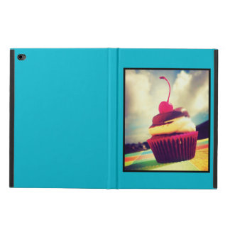 Colorful Cupcake with Cherry on Top Powis iPad Air 2 Case