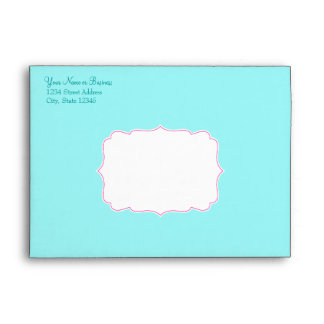 Colorful Cupcakes Envelope