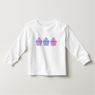 Colorful Cupcakes Toddler T-shirt