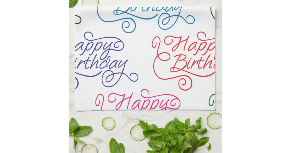 happy birthday in cursive writing How to write cursive fancy letters   happy birthday for beginners cursive fancy letters - how to write happy birthday card how to write in cursive - calligraphy.