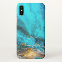 Colorful Custom iPhone X Matte Case