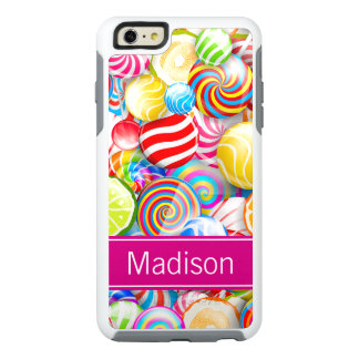 Colorful Customizable Candy Otterbox iPhone 6 Case