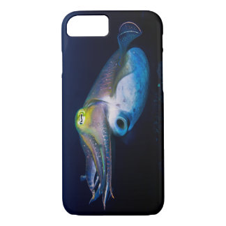 Colorful Cuttlefish on the Great Barrier Reef iPhone 8/7 Case