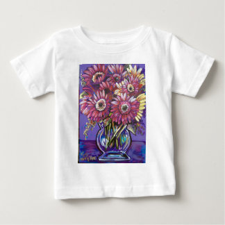 COLORFUL DAISIES BABY T-Shirt