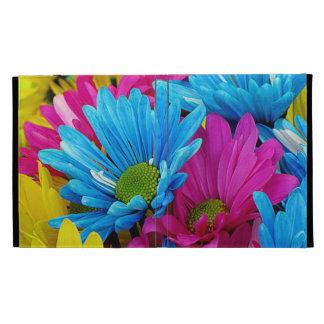 Colorful Daisies iPad Folio Cover