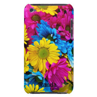 Colorful Daisies iPod Touch Case