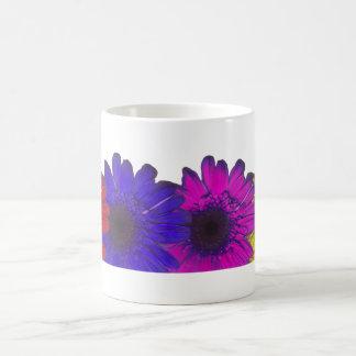 Colorful Daisies Mug