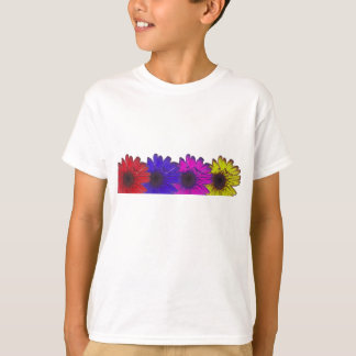 Colorful Daisies T-Shirt