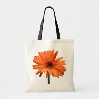 Colorful Daisy Budget Tote Bag