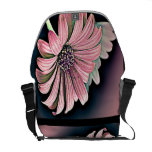 Colorful Daisy Courier Bag