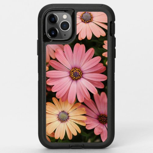 Colorful Daisy Flowers Phone Case