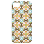 Colorful Damask Pattern iPhone 5 Case