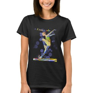 Colorful dancer T-Shirt