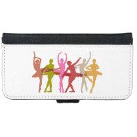 Colorful Dancing Ballerinas