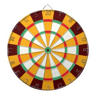 Colorful Dart Board