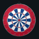 "Colorful Dart Board in New York colors<br><div class=""desc"">Dart board in New York colors.</div>"