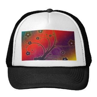 Colorful Decoration Trucker Hat