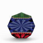 Colorful Decorative Button Art GIFTS Wedding FUN Award