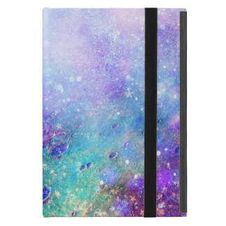 Colorful Deep Space Watercolors iPad Mini Cover