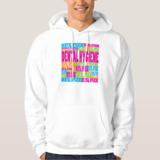 Colorful Dental Hygiene Hoodie