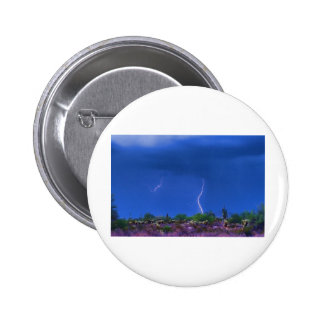Colorful Desert Storm Buttons