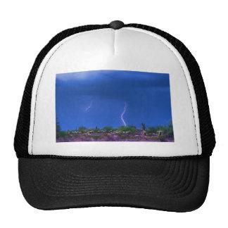 Colorful Desert Storm Trucker Hats