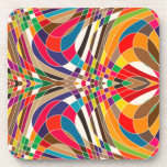 Colorful Design Drink Coasters