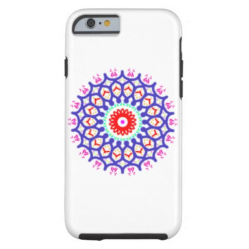 Colorful design on iphone 6/6s cases