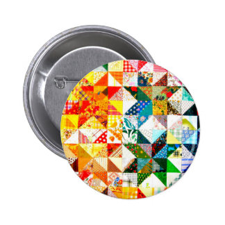 Colorful Design- Patch Buttons