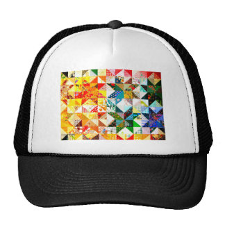 Colorful Design- Patch Trucker Hat