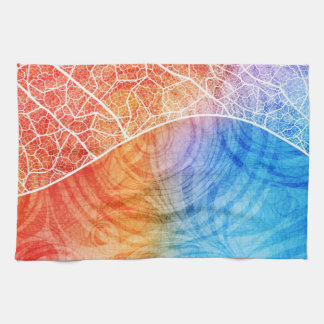 colorful design towel
