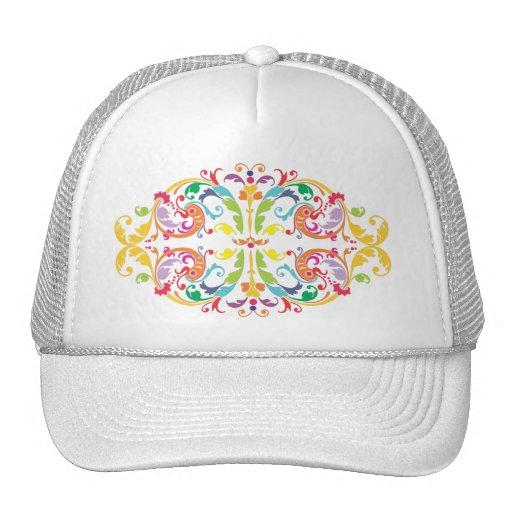 Colorful Design Trucker Hats
