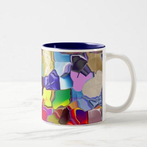 Colorful Designed Mug