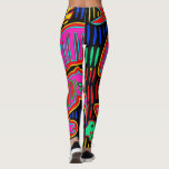 "Colorful Designer Leggings<br><div class=""desc"">&quot;Aerobic Instructor Workout leggings&quot;,  &quot;exercise class tights&quot;,  &quot;Tribal leggings&quot;,  &quot;Yoga workout leggings&quot;,  &quot;Shaman Ritual tights&quot;,  &quot;Peyote designer leggings&quot;,  &quot;Witches hammer leggings&quot;,  &quot;Virginia Vivier designer leggings&quot;,  &quot;crazy tribal tights&quot;,  &quot;Red Orange Turquoise Pink Green Tights&quot;,  &quot;Southwest Leggings&quot;, </div>"