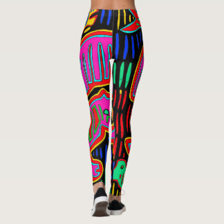 Colorful Designer Leggings