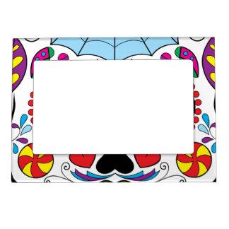 """Colorful """"Dia Des Los Muertos"""" 5x7 Magnetic Frame"""