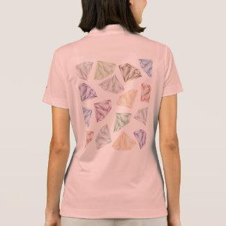 Colorful Diamonds for my sweetheart Polo Shirt