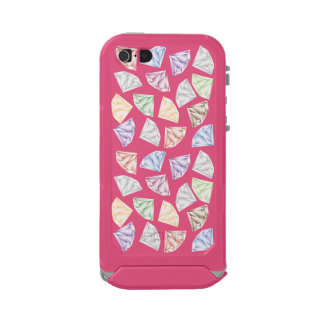 Colorful Diamonds for my sweetheart Waterproof Case For iPhone SE/5/5s