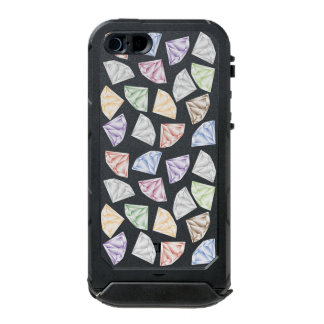 Colorful Diamonds for my sweetheart Waterproof iPhone SE/5/5s Case