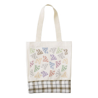 Colorful Diamonds for my sweetheart Zazzle HEART Tote Bag