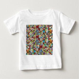 Colorful Dice Infant T-shirt