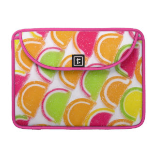 Colorful Different Jelly Candy Sleeve For MacBook Pro