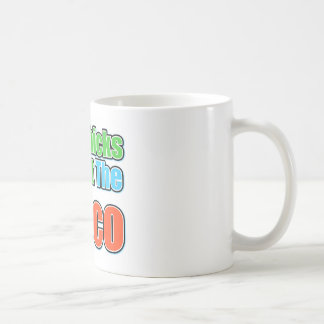 Colorful Disco Coffee Mug